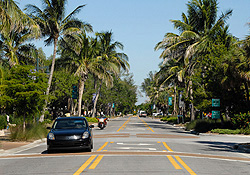 Siesta Key Village on Siesta Key, Florida